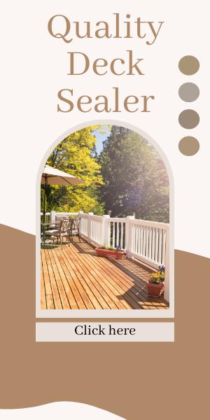 Deck Sealer